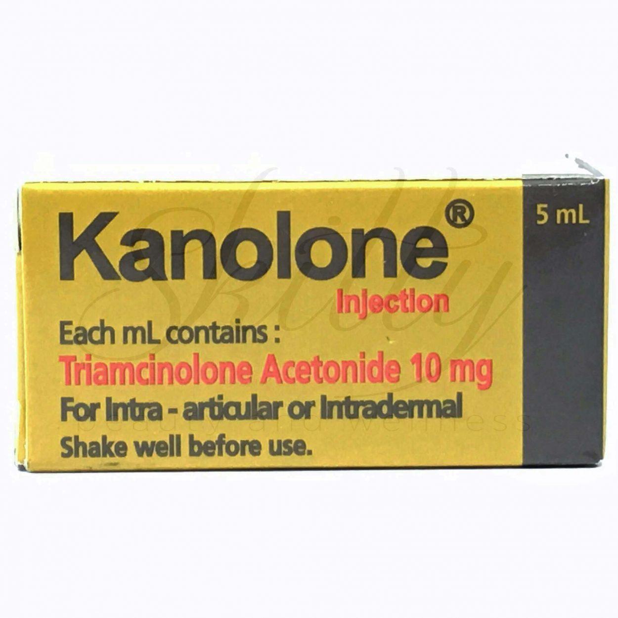 Kanolone Triamcinolone Acetonide